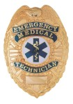 Dutyman B1006G Emergency Medical Technician Shield