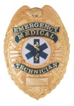 Dutyman B1006 Emergency Medical Technician Shield