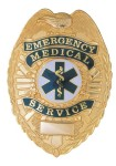 Dutyman B1007G Emergency Medical Service Shield