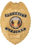 Security Officer Shield