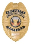 Dutyman B1009G Security Enforcement Shield