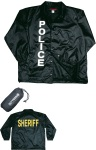 Dutyman J71 Crime Scene Jacket /Black