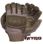 Damascus DMZ33-T NITRO™ Kevlar® Gloves w/ Hard Shell Knuckles,Coyote Tan