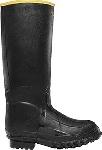 """LaCrosse 189010 ZXT Knee Boot 16"""" Black Foam"""
