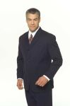 Executive Apparel 1060 Mens 3-Button Easywear Blazer