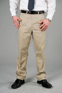 Executive Apparel 1220 Poly Cotton Casual Pants