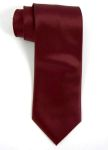 Executive Apparel 1612 Solid Mens Tie