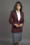 Executive Apparel 2003 Ladies Cardigan UltraLux Blazer