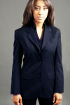 Executive Apparel 2060 Ladies 3-Button Easywear Blazer