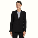Executive Apparel 2080 Womens Ecotex™ Recycled Polyester, 2-Button Blazer