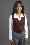 Executive Apparel 2100 Ladies V Neck Ultralux Lined Vest