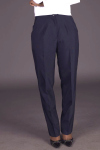 Executive Apparel 2250 Ladies Tailored Front Easywear Pants