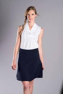 Executive Apparel 2305_06 Cotton/Lycra Flare Skirt