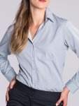 Executive Apparel 2439 Classic Fineline Stripe Blouse
