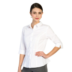 "Executive Apparel 2442 Womens The ""Paige"" Peplum Sleeveless Blouse"