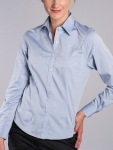Executive Apparel 2500 Ladies Pinpoint Oxford, No Iron Shirt