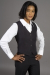 Executive Apparel 8100 Ladies Gourmet Lined Vest