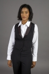 Executive Apparel 8131 Ladies Gourmet Lined Tuxedo Vest