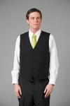 Executive Apparel 9100 Mens Gourmet Lined Vest