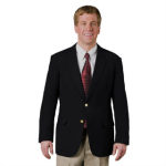 Executive Apparel C1000 C1000 -2 Button Economy Blazer