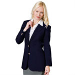 Executive Apparel C2000 Ladies 2 Button Economy Blazer