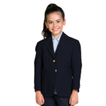 Executive Apparel C4000 Girls 2 Button Economy Blazer