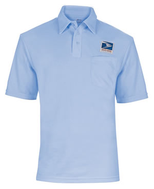Elbeco 265 Letter Carriers Knit Short Sleeve Shirts - Unisex