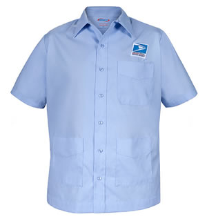 Elbeco 270 Letter Carriers Shirt Jac Short Sleeve - Mens