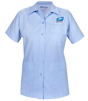 Elbeco 271 Letter Carriers Shirt Jac Short Sleeve - Womens