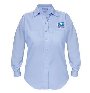 Elbeco 273 Letter Carriers Shirt Jac long Sleeve - Womens
