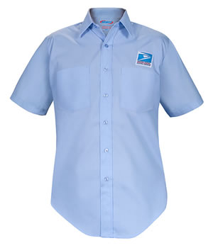 Elbeco 274 Letter Carriers Shirt Jac Short Sleeve - Mens