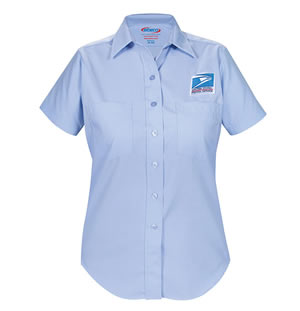 Elbeco 275 Letter Carriers Shirt Jac Short Sleeve - Womens