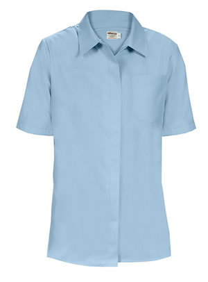 Elbeco 293 Retail Clerks Short Sleeve Shirts - Womens
