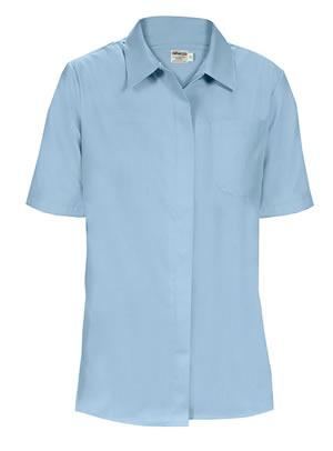 Elbeco 293 Retail Clerks Short Sleeve Shirts - Womens