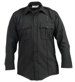 Elbeco 410 Prestige West Coast Long Sleeve Shirts - Mens