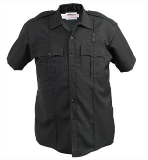 Elbeco 420 Prestige West Coast Short Sleeve Shirts - Mens