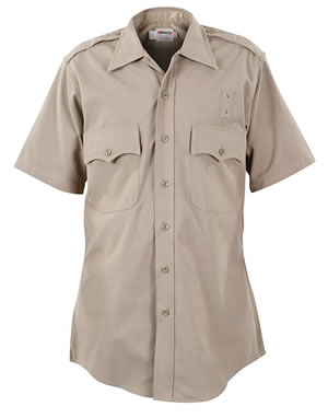 Elbeco 4530 LA County Sheriff West Coast Short Sleeve Shirt - Mens
