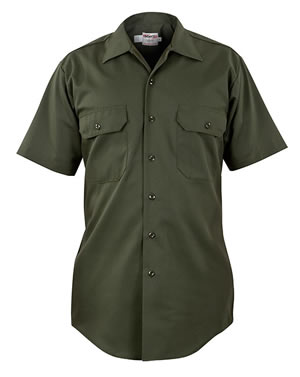 Elbeco 4654 LA County Sheriff West Coast Short Sleeve Shirt - Mens
