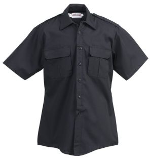Elbeco 5639 ADU Ripstop Short Sleeve Shirt - Mens