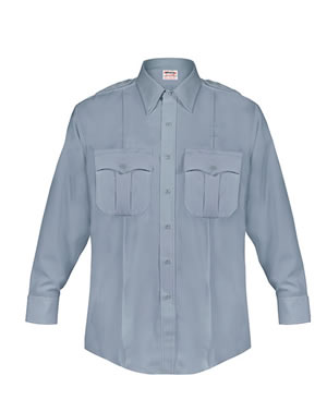 Elbeco 586 Dutymaxx Long Sleeve Shirts - Mens
