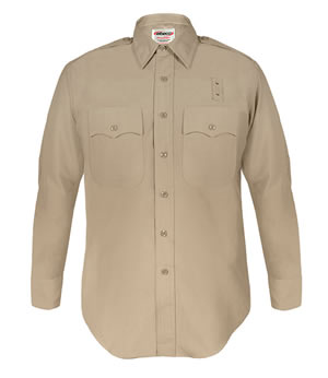 Elbeco 7064N LA County Sheriff West Coast Long Sleeve Shirt - Mens