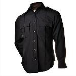 Elbeco 9350LCN Distinction Plain Pocket Long Sleeve Shirt-Womens
