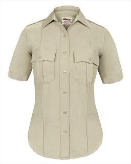 Elbeco 9812LCN TexTrop2 Short Sleeve Shirt - Womens