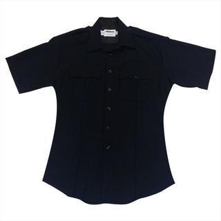 Elbeco 9850LCN Distinction Plain Pocket Short Sleeve Shirts - Womens