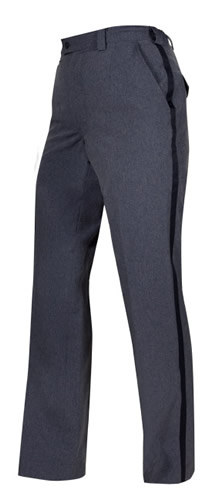 Elbeco E1366 Letter Carrier Light Weight Pants with Navy Stripe - Womens