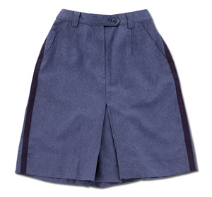 Elbeco E1375 Letter Carriers Walking Culottes - Womens