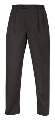 Elbeco E1376R Retail Clerks UPS Pleated Postal Pants - Mens