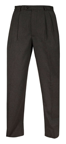 Elbeco E1380R Retail Clerks UPS Pleated Postal Pants - Mens