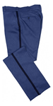 Elbeco E8991R Letter Carrier Comfort Cut Pants with Navy Stripe-Mens