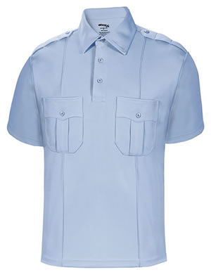 Elbeco K5103 UFX Uniform Short Sleeve Polo - Mens